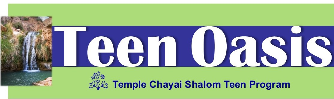 Teen Oasis New Logo